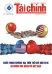Tạp chí Tài chính kỳ 1 tháng 8/2018