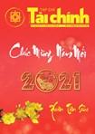 Tạp chí Tài chính kỳ 1+2 tháng 1/2021