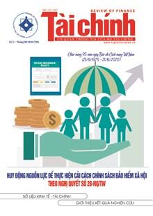 Tạp chí Tài chính kỳ 1 tháng 6/2020