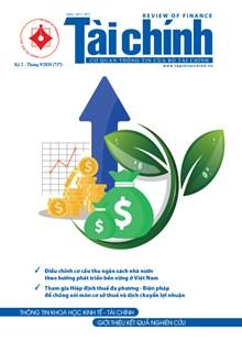 Tạp chí Tài chính kỳ 2 tháng 9/2020