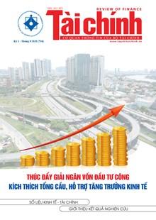 Tạp chí Tài chính kỳ 1 tháng 9/2020
