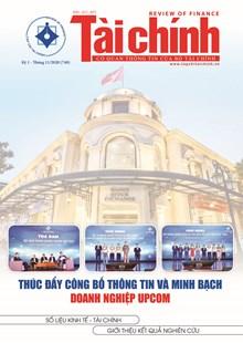 Tạp chí Tài chính kỳ 1 tháng 11/2020