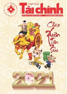 Tạp chí Tài chính kỳ 1+2 tháng 2/2021