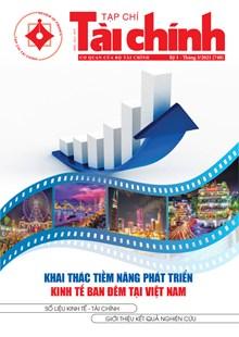 Tạp chí Tài chính kỳ 1 tháng 3/2021