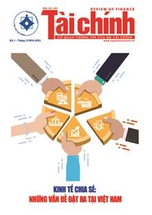 Tạp chí Tài chính kỳ 1 tháng 11/2018