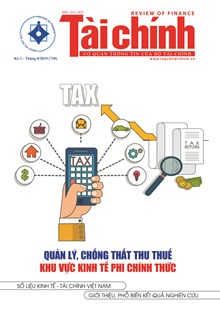 Tạp chí Tài chính kỳ 1 tháng 8/2019