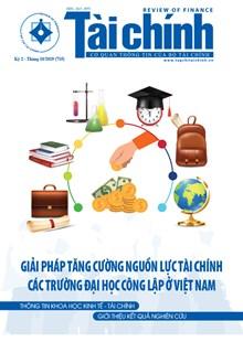 Tạp chí Tài chính kỳ 2 tháng 10/2019
