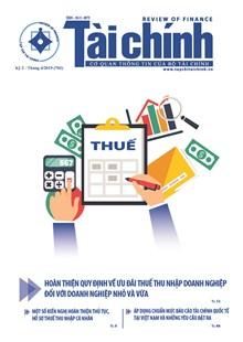 Tạp chí Tài chính kỳ 2 tháng 4/2019