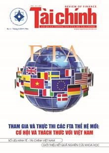 Tạp chí Tài chính kỳ 1 tháng 6/2019