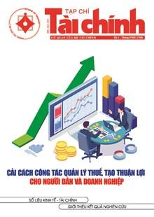 Tạp chí Tài chính kỳ 1 tháng 9/2021