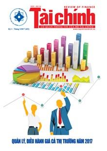 Tạp chí Tài chính số kỳ 1 tháng 3/2017