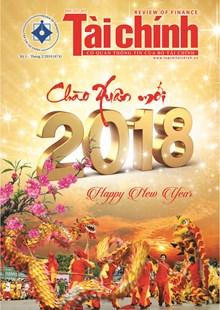 Tạp chí Tài chính kỳ 1 số tháng 2/2018