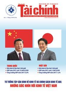 Tạp chí Tài chính kỳ 1 số tháng 3/2018