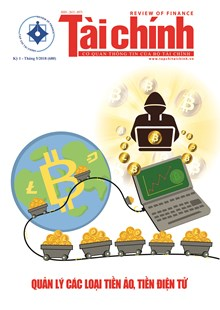 Tạp chí Tài chính kỳ 1 số tháng 5/2018