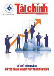 Tạp chí Tài chính kỳ 1 số tháng 7/2018