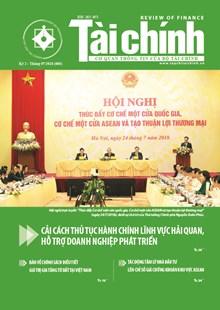 Tạp chí Tài chính kỳ 2 số tháng 7/2018