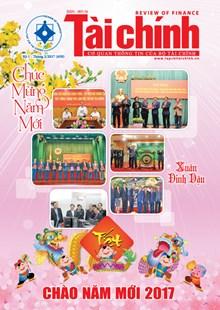 Tạp chí Tài chính kỳ 1 số tháng 2/2017