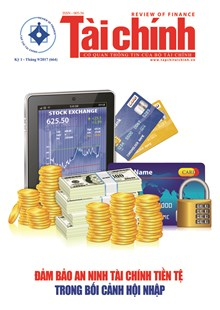 Tạp chí Tài chính kỳ 1 số tháng 9/2017