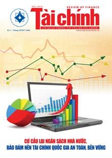 Tạp chí Tài chính kỳ 1 số tháng 10/2017