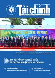 Tạp chí Tài chính kỳ 2 số tháng 10/2017