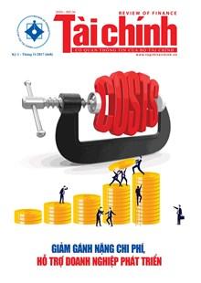 Tạp chí Tài chính kỳ 1 số tháng 11/2017