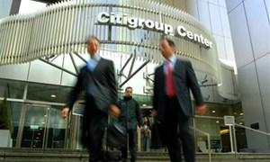 Citigroup đang cân nhắc một thương vụ với Morgan Stanley