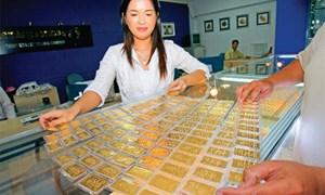 Thận trọng với thị trường vàng
