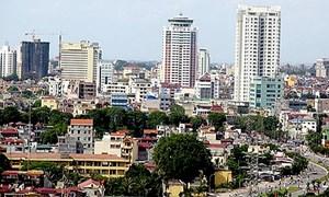 Kinh tế Hà Nội tăng trưởng gần 8% trong 9 tháng