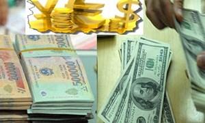Tỷ giá tăng nhẹ, tác động từ thị trường vàng?