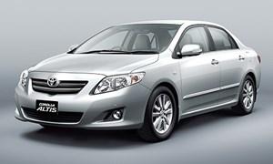 Toyota chính thức triệu hồi xe Vios, Corolla tại Việt Nam