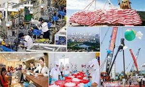 Nhiều giải pháp cơ cấu lại nền kinh tế