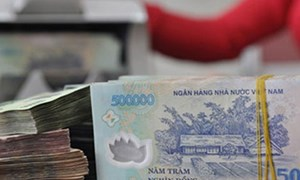 Vốn tự có của các ngân hàng giảm hơn 17.000 tỷ đồng