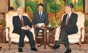 Việt Nam - Singapore sẽ ký kết Hiệp định về Đối tác chiến lược vào năm 2013