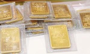 Đạt mục tiêu bình ổn thị trường vàng
