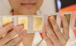 Thị trường vàng đang đi vào ổn định