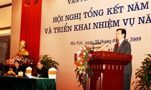 Thủ tướng Nguyễn Tấn Dũng:  Nhanh chóng đưa các chủ trương, chính sách của Đảng, Nhà nước vào cuộc sống