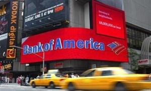 Ngân hàng lớn nhất nước Mỹ được hỗ trợ 138 tỷ USD