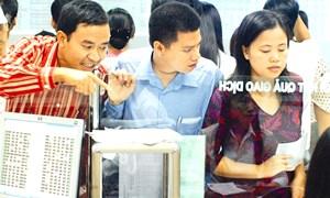 VN-Index tăng mạnh nhờ bluechips dẫn dắt
