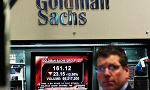 Vụ kiện Goldman Sachs khiến Phố Wall chao đảo