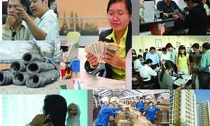 GDP năm 2009 có thể tăng từ 5 - 5,2%