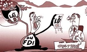 Hạn chế hoạt động chuyển giá nhằm tránh thất thu thuế