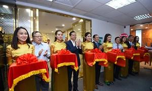 Công ty Phú Long chính thức khai trương văn phòng mới tại Hà Nội
