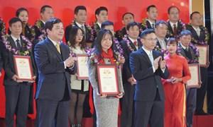 """Vietbank  được vinh danh """"Top 500 doanh nghiệp lớn nhất Việt Nam 2020"""""""