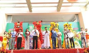 Tây Ninh khánh thành khu C-D Trung tâm thương mại Long Hoa theo mô hình chợ truyền thống