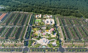 Sapphire Parkview - phân khu nhà phố xây sẵn của Gem Sky World được công bố