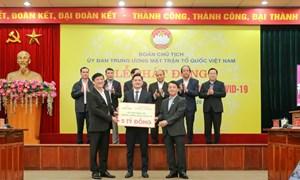Tập đoàn Hưng Thịnh tài trợ 20 tỷ đồng cho y, bác sỹ chống dịch và dành tặng 100 tỷ đồng cho khách hàng