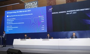 VIB đặt mục tiêu lợi nhuận trước thuế tăng trưởng 29%, lên trên 7.500 tỷ đồng