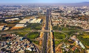 Hạ tầng tỷ đô thúc đẩy bất động sản Đông Sài Gòn