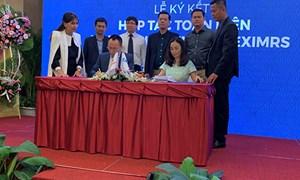 Eximrs ký kết hợp tác chiến lược với An Phú