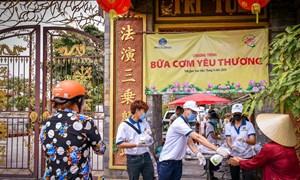 Tập đoàn Phú Long hỗ trợ 60 ngàn suất ăn từ thiện mùa dịch Covid-19